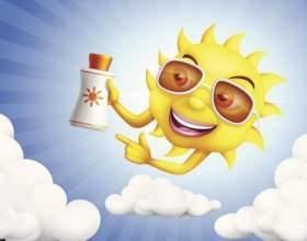 Кращий крем для засмаги на сонці: відгуки фото