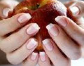 Догляд за нігтями: здорові нігті і харчування фото
