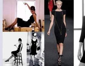 Маленьке чорне плаття: вічна класика фото