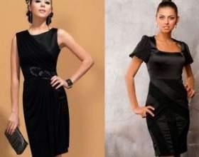 Маленьке чорне плаття: актуальна класика фото