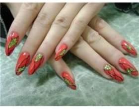 Манікюр, здорові і красиві нігті фото