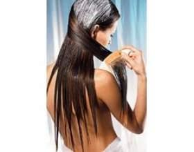 Маска для волосся фото