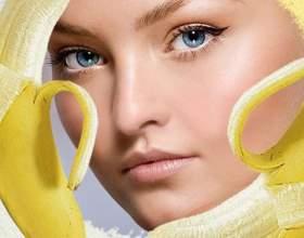 Маски для обличчя з банана: екзотика як косметолог фото