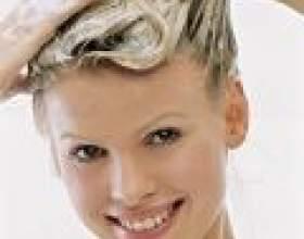 Поживна маска для фарбованого волосся фото