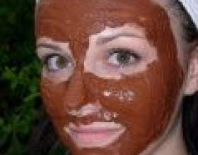 Грязьові маски для шкіри фото