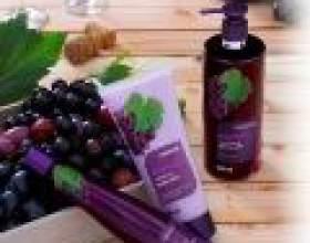 Масло виноградних кісточок для обличчя і тіла фото