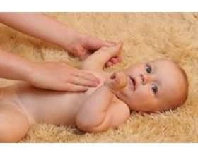 Масаж для немовляти фото