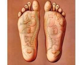 Масаж ніг для релаксації і оздоровлення організму фото