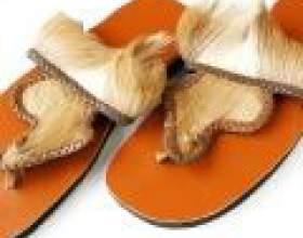 Тенденції: хутряна взуття фото