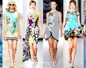 Мода весна-літо 2012. У морському стилі фото