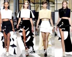 Мода весна-літо 2013. Модна послушниця фото