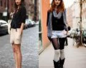 Навесні 2013: вулична мода для дівчат фото