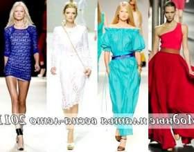 Модні сукні 2011 фото