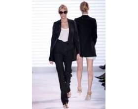 Модний жіночий піджак фото