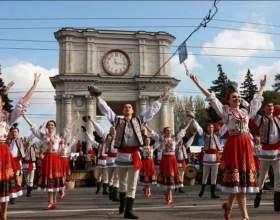 Молдавія: столиця, великі міста та особливості державного устрою республіки фото