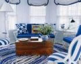 Морський стиль: вибираємо меблі фото