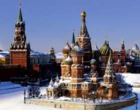 Новорічні канікули: прогулянка по москві фото