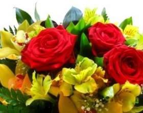 Вибір квітів для бізнес-букета фото