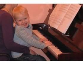 Музика і діти дошкільного віку фото