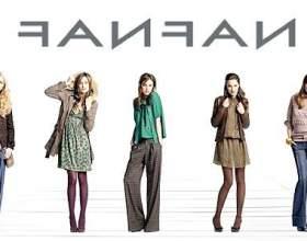 Naf naf - для юних модниць фото