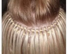 Нарощування волосся, методи фото