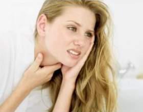 Народні засоби при захворюванні горла фото