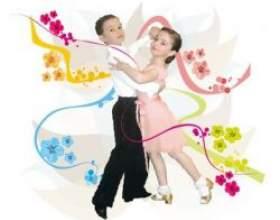 Навчити дитину танцювати будинку фото