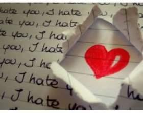 Ненавиджу хлопця ... Люблю хлопця фото