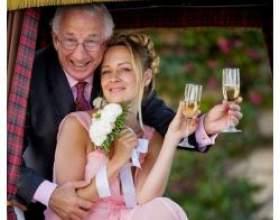 Нерівний шлюб: якщо чоловік значно старше фото