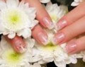 Як привести нігті в порядок фото