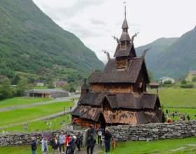 Норвегія: пам'ятки. Рейтинг пам'яток норвегії, фото, відгуки туристів фото