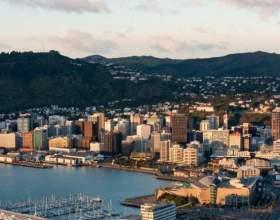 Нова зеландія: столиця країни і її опис фото