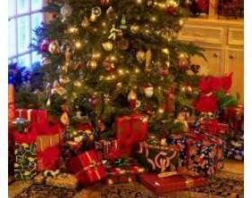 Новорічні подарунки для улюблених фото