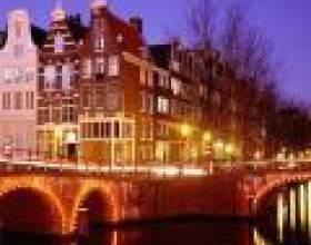Новий рік за кордоном: поїздка в амстердам фото