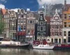Незабутня подорож в амстердам фото