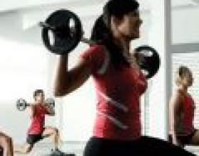 Силові тренування для жінок фото