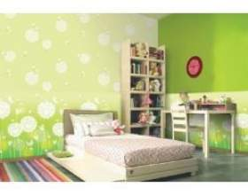 Шпалери для дитячої спальні фото