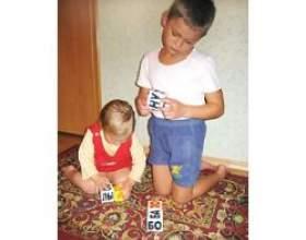 Навчання дітей абетці за методикою зайцева фото