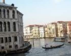 Карта пам'яток венеції: на що варто подивитися фото