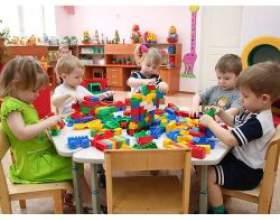 Оформлення дитини в дитячий сад фото