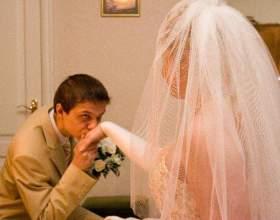 Організація весілля без викупу нареченої - цікаві ідеї фото