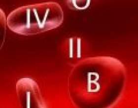 Як вибрати дієту по групі крові фото