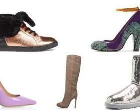 Осінні тренди від модних брендів-2015: взуття фото