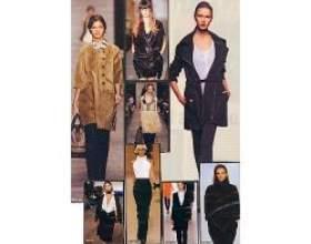 Основні тенденції моди зимового сезону фото