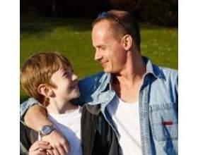 Особливості батьківського відносини чоловіків в неповній сім'ї фото