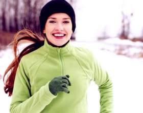 Особливості зимового фітнесу фото