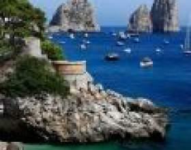 Острів капрі - перлина італії фото