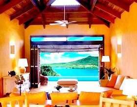 Острови-готелі - усамітнення та розкіш фото