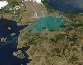 Відпочинок в туреччині: мармурове море фото
