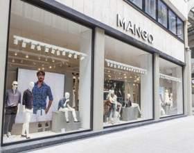 Відкрився найбільший магазин mango в європі фото